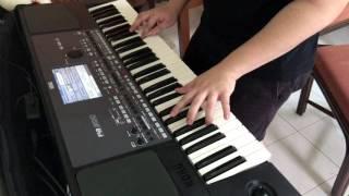 Marshmello Alone Piano Cover by Malacca Keyboardist Yong Wayne