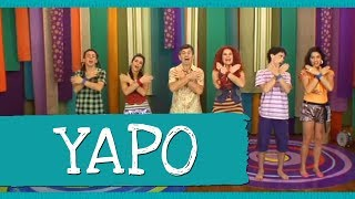 Yapo - Brincadeiras Musicais da Palavra Cantada - Volume 1 - Palavra Cantada