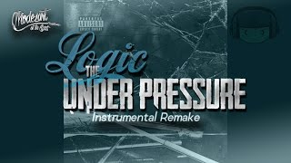 Logic - Under Pressure Instrumental (ReProd. By Modezart)
