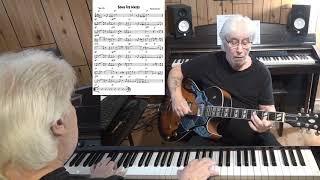 Song For Maura - Latin guitar & piano cover ( Paquito D' Rivera )