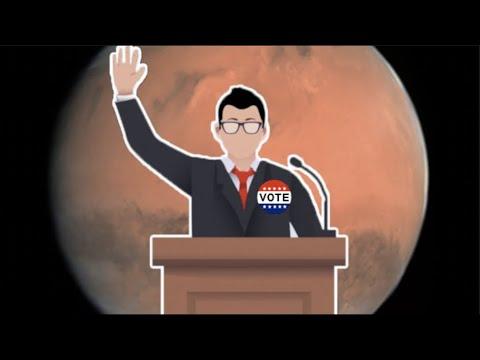 ¿Quién Gobernará en Marte?