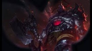 Sion Dragging Thresh With Ult