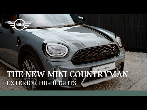 The New MINI Countryman I Exterior Highlights