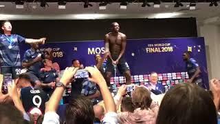 Deschamps: Me siento feliz por la felicidad de mis jugadores
