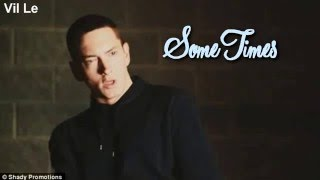 Eminem   Sometimes NEW 2016