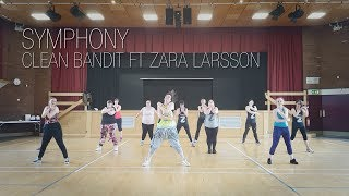 Symphony warm-up - Zumba with Helen