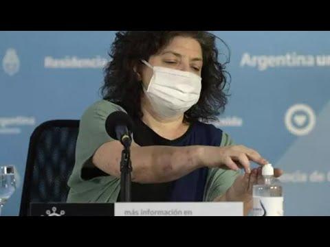 ¿Qué dijo Carla Vizzoti del Vacunatorio Vip?