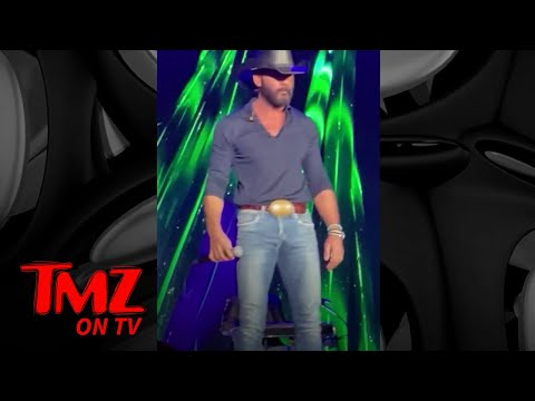 Tim McGraw Jumps Off Stage, Confronts Hecklers at Reno Show | TMZ TV