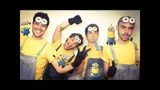 Banana Song - Minions (Aula39 - Acapella Cover - Despicable Me/Cattivissimo Me) #mn 2