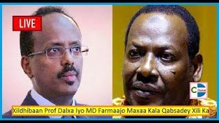 WAR XASAASI AH; Maxaa Kala Qabsadey Pro DALXA Iyo MD Farmaajo Iyo Xili Kenya Iyo Somali Isku Kacsan