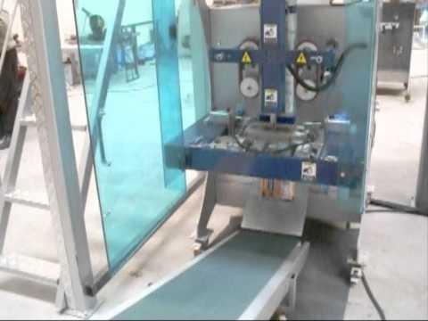 Turanbey Makine - 4 Terazili El Geçmeli Toz Şeker Bakliyat Paketleme Makinesi