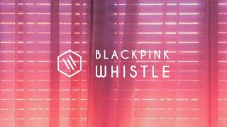 BLACKPINK - 휘파람 (WHISTLE) Piano Cover