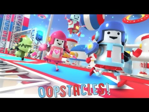 Oopstacles Review (Prezentare joc pe CUBOT Rainbow 2/ Joc Android)