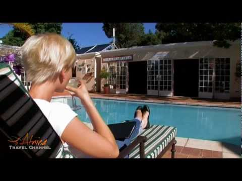 Accommodation Pretoria South Africa, Waterkloof Guest House .mp4