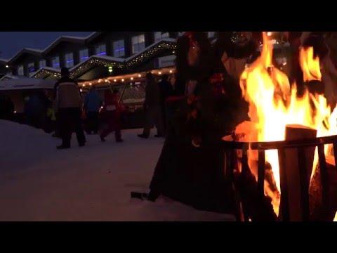 Julmarknad på Idre Fjäll
