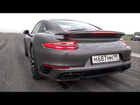 700HP Porsche 991 Turbo S – Launch Controls!