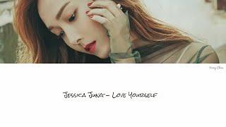 Jessica Jung (SNSD) - Love Yourself lyrics