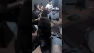 Coletivo flutuante ( Dançar na chuva - Fernandinho) Ensaio