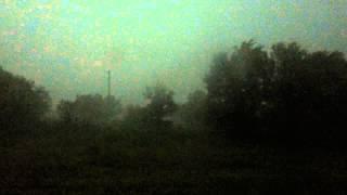 Thunderstorm April 24th, 2015 Terrell TX