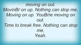 M People - Moving On Up Lyrics