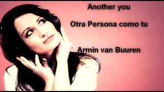 Another You  Armin  Van Buuren Lyric subtitulada español