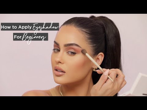 How To Apply Eyeshadow For Beginners Step By Step
