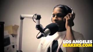 ASAP Rocky Freestyle L A Leakers Hot!