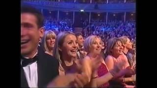 The Judy Finnigan bra incident at the TV Brit Awards (2000)