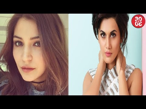 Anushka On Sexism In The Industry | Taapsee On Why Its Crucial To Work With Khans