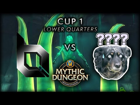 Obey Alliance vs ?????   Lower Quarters   MDI Shadowlands Cup 1