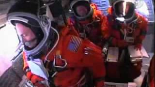 NASA Full Launch - Discovery Cockpit View [1].wmv
