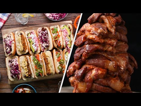 BBQ Recipes You Can Serve All Year Long ?Tasty