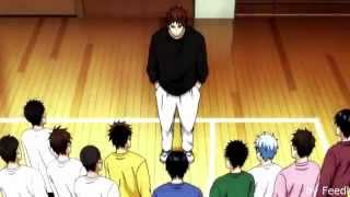 AMV-If You Could See Me Now-The Script-Kuroko no Basket.