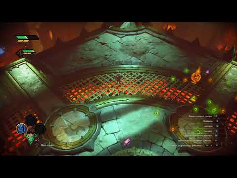 Darksiders Genesis (Boss nivel 2 + nivel 3) Ps4