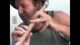 mario da gaita, inventor da flarineta,como fazer uma flauta pvc hino corinthians