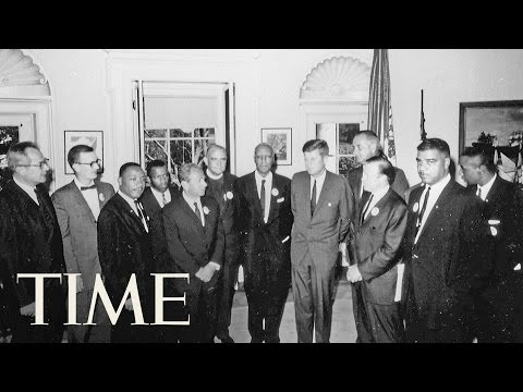 The Highest Stakes: Why John F. Kennedy Had Doubts About The March On Washington   MLK   TIME