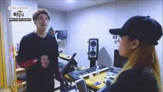 [Me&7Men] Seungsik singing Adele's All I Ask