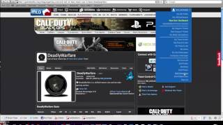 1st tutorial on Gamebattles | How to link your psn to your account