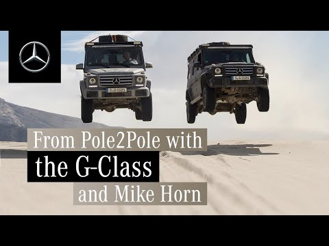 G-Class XTREME | Pushing the Limits with Mike Horn