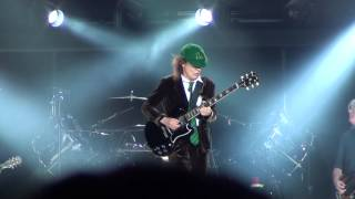 AC\DC - Back In Black Magnetic Hill Moncton, 2015/09/05
