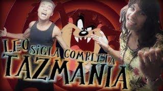 Leo ft. Gianna Azzanna - Tazmania|7°video sigla completa cartoni animati