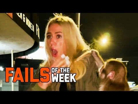 Monkey Attacks Woman! Fails of the Week | FailArmy