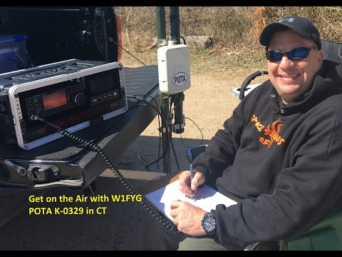 Parks on the Air at K-0329 in Connecticut