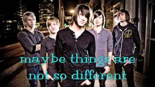 Hey Baby, Here's That Song You Wanted- blessthefall (with lyrics and pictures)
