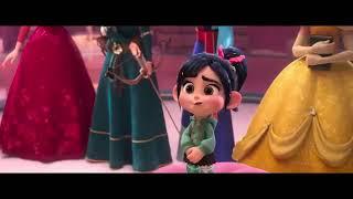 """Wifi Ralph - """" Que Tipo De Princesa Você É? """""""
