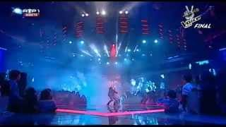 """Pedro Goulão - """"A Máquina"""" - Final - The Voice Kids"""