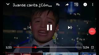 Como mirarte version ardilla de juanse el ganador de la voz kids colombia