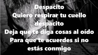 Lyrics HD Luis Fonsi,Daddy Yanke  Despacito ft Justin Bieber