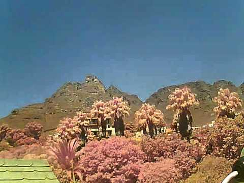 Timelapse Video – Table Mountain – 21/01/2011