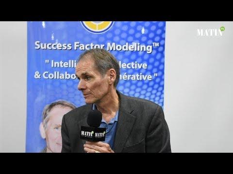 Robert Dilts en exclusivité sur «Matin TV»